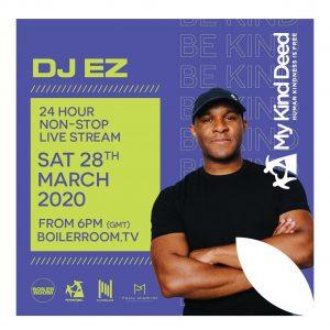 DJEZ – 24 hour live stream