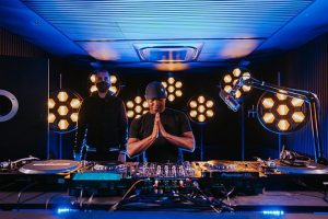 DJ EZ raises over £80K